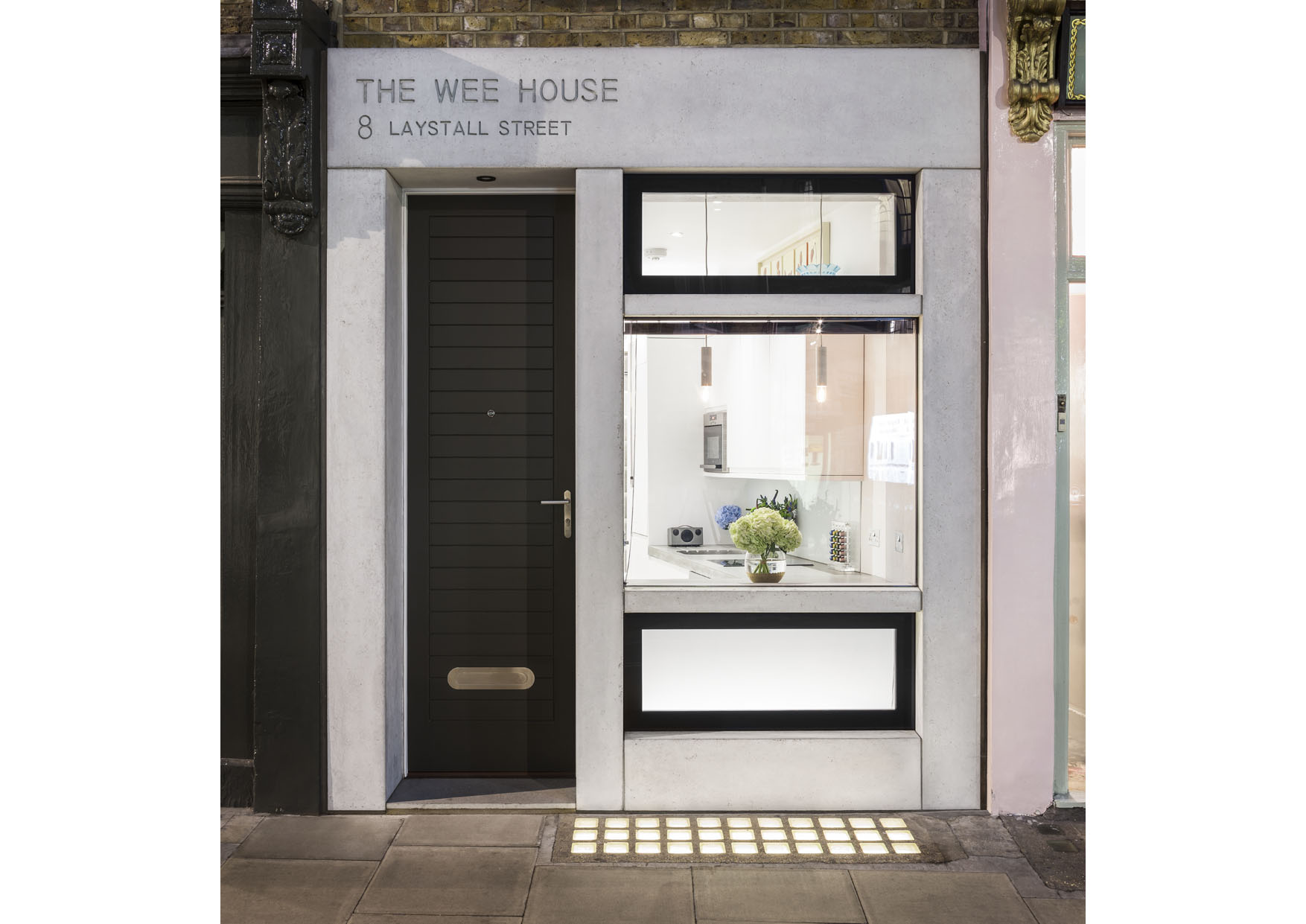The Wee House commissioned by Beam Projects and Joe Wright Architects