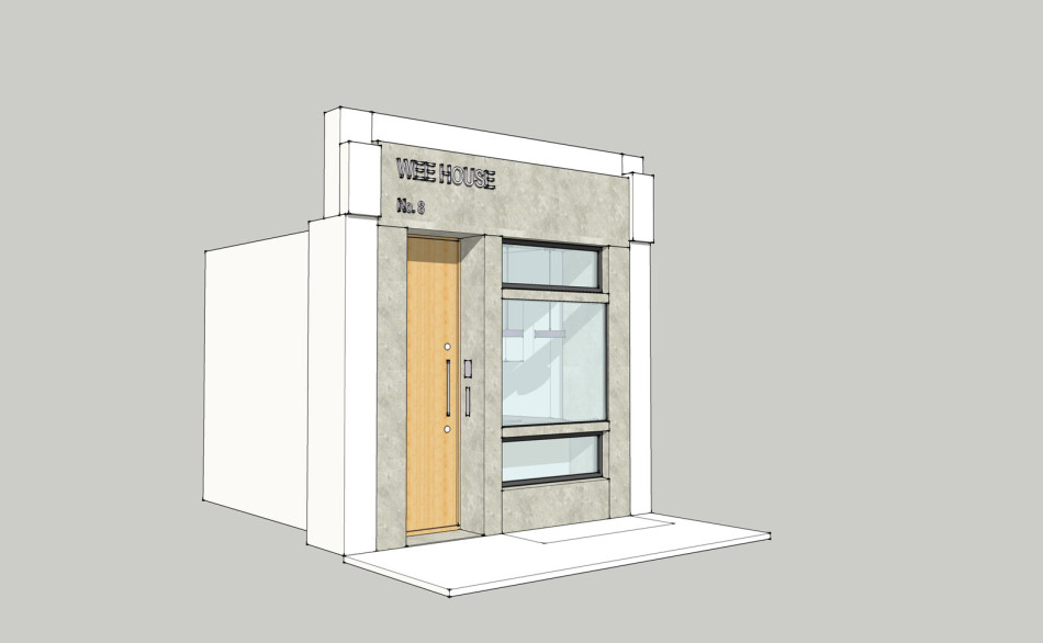 1303-01_Proposed Shop-front_View 01b