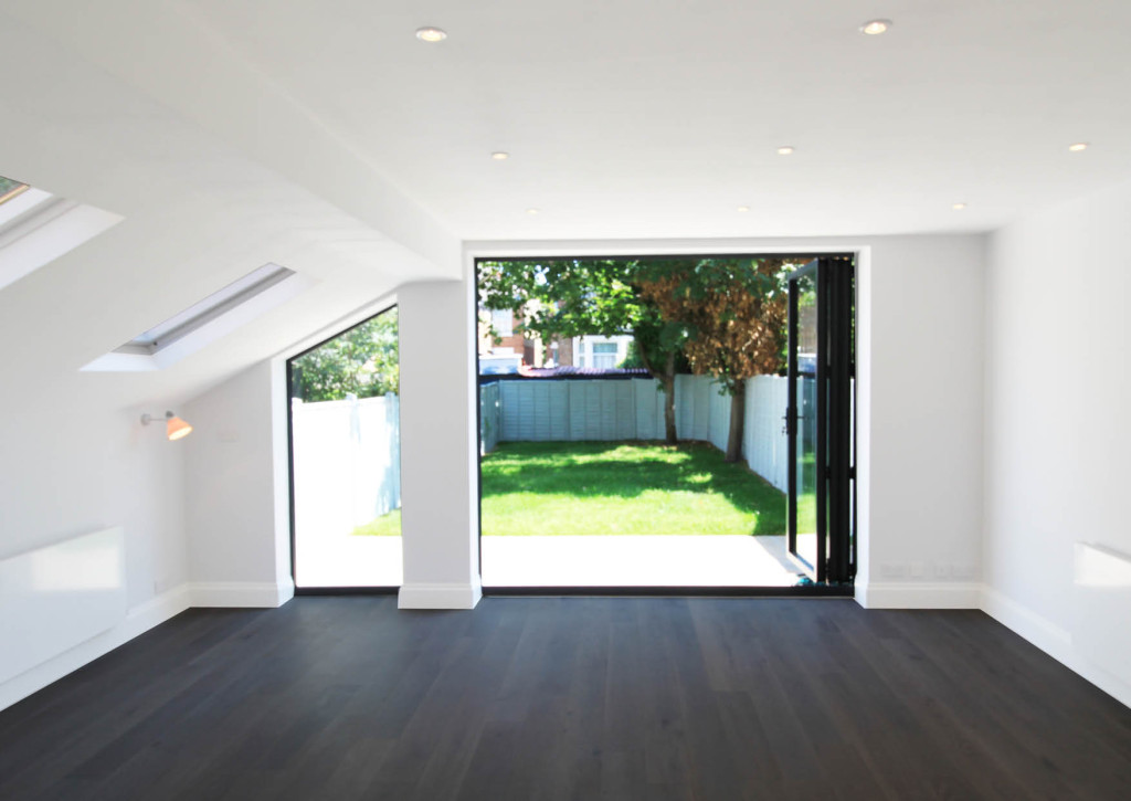 A refurbishment and extension