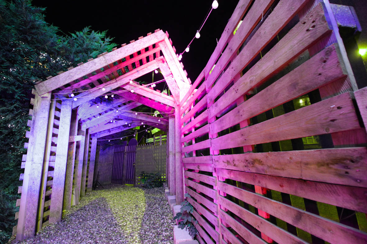 Pallet Paradise Archway